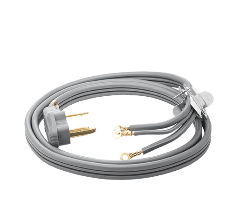 5308819003 in by frigidaire in guilford, ct - smart choice 6' long 3 wire  30 amp 240 volt dryer cord