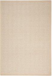 KIAWIAH KIA01 TOAST RECTANGLE RUG 5' x 7'6''