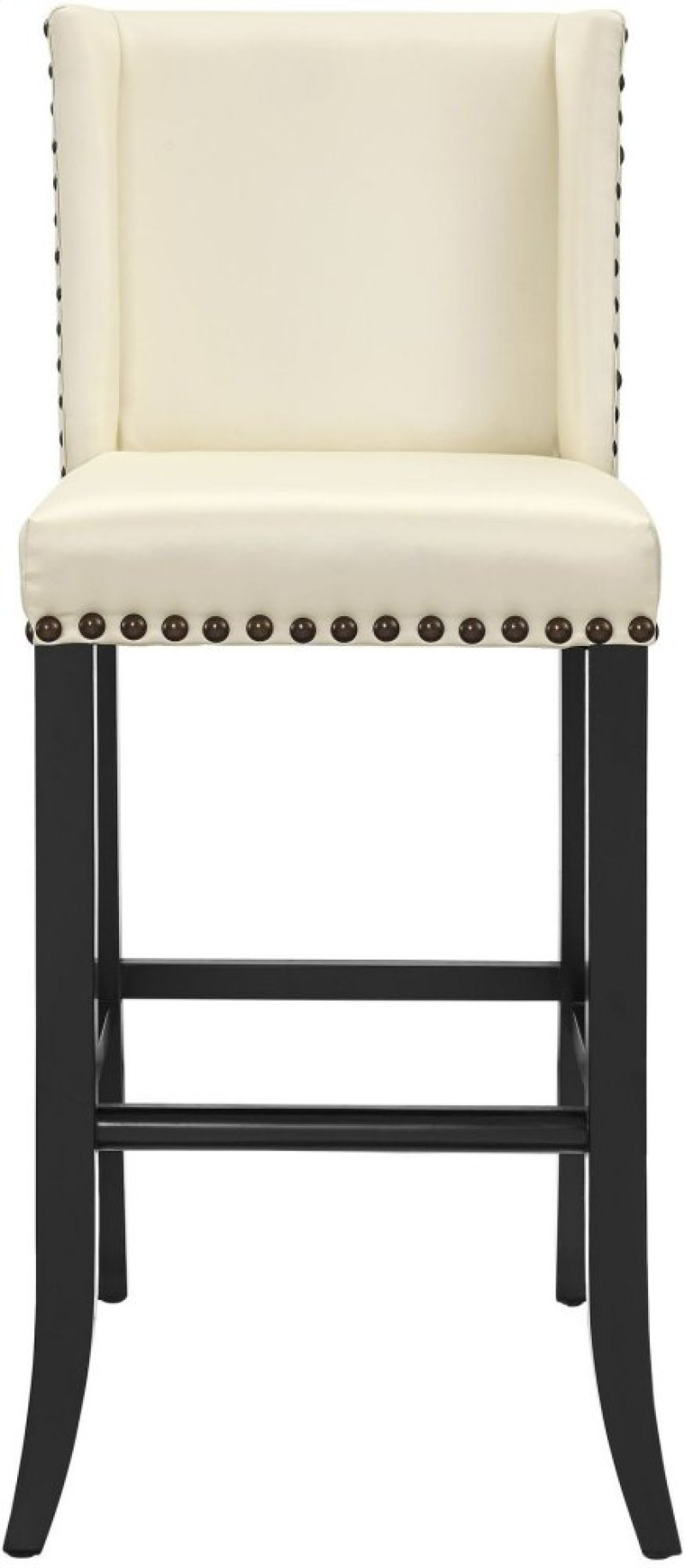 Tovbs15 In By Tov Furniture In Fort Worth Tx Denver Cream Bar Stool