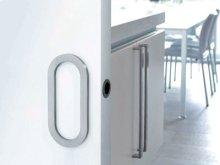 Obround Sliding Door Handle