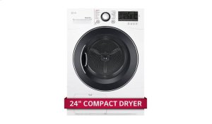 4.2 cu.ft. Compact Electric Condensing Front Load Dryer Product Image