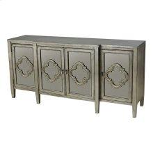 Castelln 4-door Cabinet