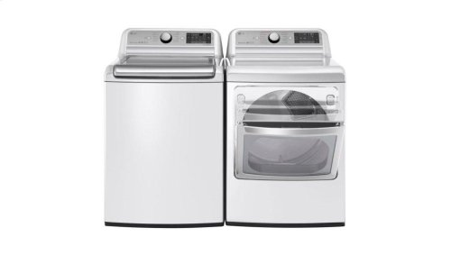 5.2 cu. ft. Mega Capacity Top Load Washer with TurboWash® Technology