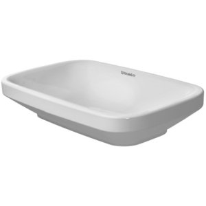White Durastyle Washbowl