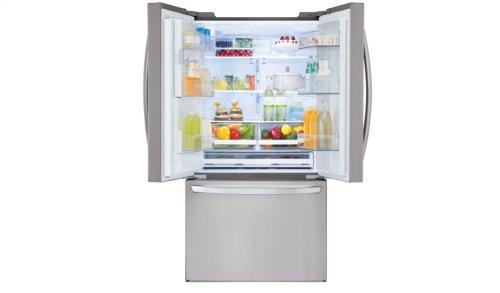 28 cu.ft. Capacity 3-Door French Door Refrigerator