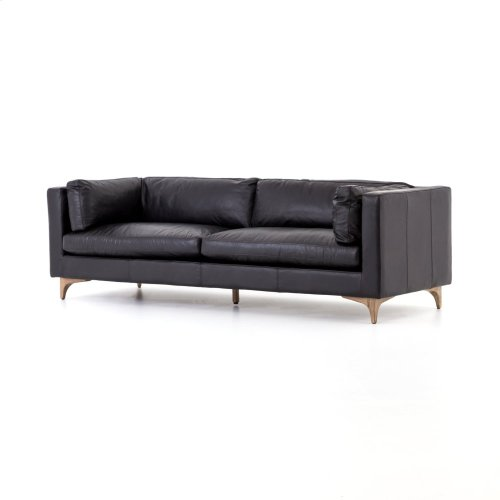 Rider Black Cover Beckwith Sofa