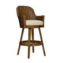 Counter Stool Chronograph Wicker Bar and Counter Stools