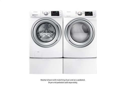 WF5300 4.5 cf FL washer w/ VRT Plus (2018)