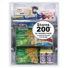 "24"" All Freezer  Marvel Premium Refrigeration - Solid Overlay Panel - Integrated Left Hinge Product Image"