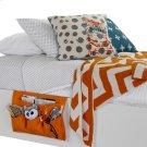 Canvas Bedside Storage Caddy - Orange Product Image