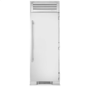 TRUE RESIDENTIAL30 Inch Stainless Door Refrigerator Column - Right Hinge Stainless Solid