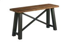 Crossfit Sofa Table