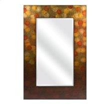 Castillo Handpainted Mirror