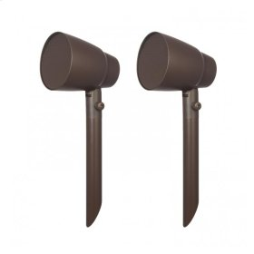 """4"""" (100mm) All-Weather Outdoor Satellite Speaker Expansion Kit (Pair)"""
