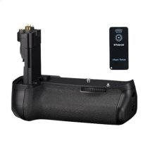 Polaroid Wireless Performance Battery Grip For Canon Eos 5D Mark 3 Digital Slr Camera (PL-GR185DM3)