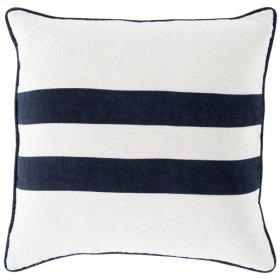"""Linen Stripe LS-005 22"""" x 22"""" Down Filler"""
