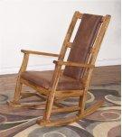 Sedona Rocker With Cushion Seat and Back Product Image