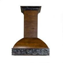 Designer Wood 393AR Wooden Hood