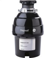 GE® 3/4 HP Continuous Feed Garbage Disposer - Non-Corded Product Image