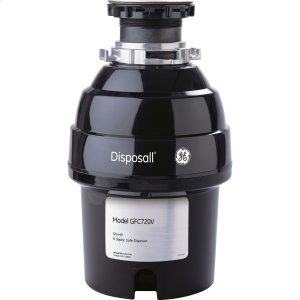 ®3/4 HP Continuous Feed Garbage Disposer - Non-Corded -