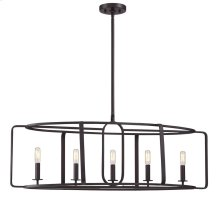 Santina 5 Light Chandelier