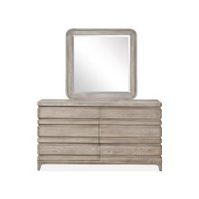 Square Mirror