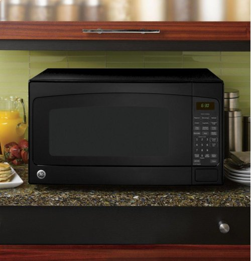 GE® 2.0 Cu. Ft. Capacity Countertop Microwave Oven