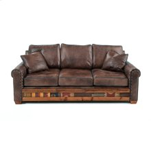 Remington Open Sofa - Desert Clay - Desert Clay (loveseat)
