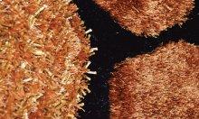 Rug, Brown colors