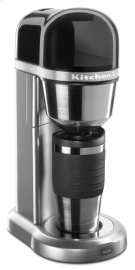 KitchenAid® Personal Coffee Maker - Contour Silver Product Image