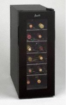 Model EWC120B - 12 btl Thermoelec Wine Cooler