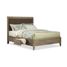 Corliss Landing Upholstered Bed