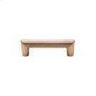Flute Cabinet Pull - CK10064 Silicon Bronze Brushed Product Image
