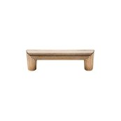 Flute Cabinet Pull - CK10064 Silicon Bronze Brushed