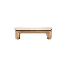 Flute Cabinet Pull - CK10064 White Bronze Brushed
