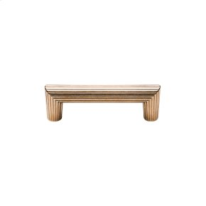 Flute Cabinet Pull - CK10064 Silicon Bronze Dark