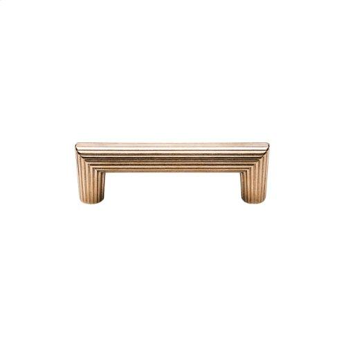 Flute Cabinet Pull - CK10064 Silicon Bronze Rust