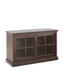 "Teton Bookcase Top& Base Panel, Merlot, 46""x16.5"""