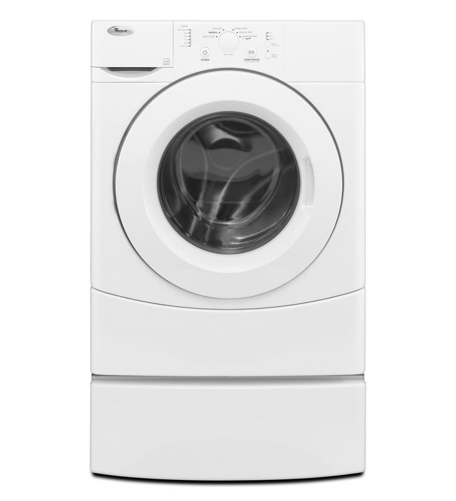 how to clean front load washer with clr