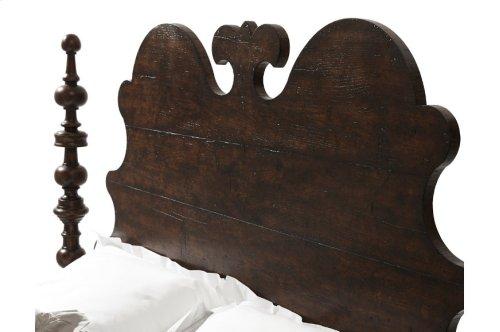 Dreaming Spires (california King) Bed, California King