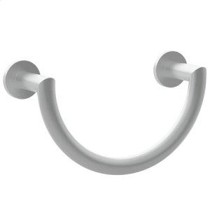 Satin Nickel Towel Ring
