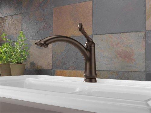 Venetian Bronze Single Handle Kitchen Faucet