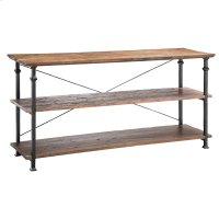 Poplar Estates Sofa Table Product Image