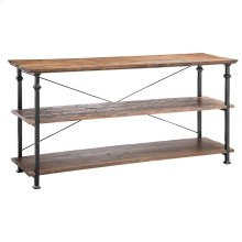 Poplar Estates Sofa Table