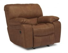 Grandview Fabric Power Recliner
