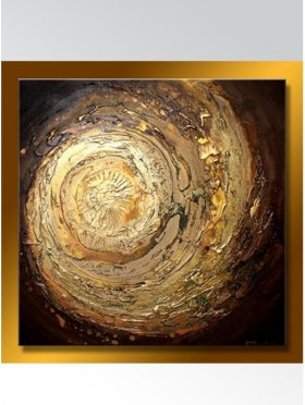 Art Canvas - Big Circle of Life