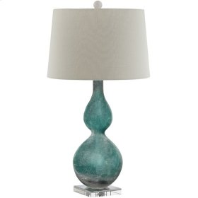 Atria Glass Table Lamp
