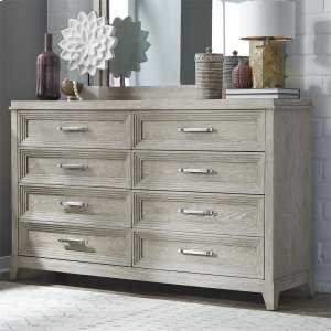 Liberty Furniture Industries8 Drawer Dresser