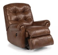 Torrence Leather Power Recliner