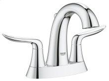 "Agira 4"" Centerset Bathroom Faucet"